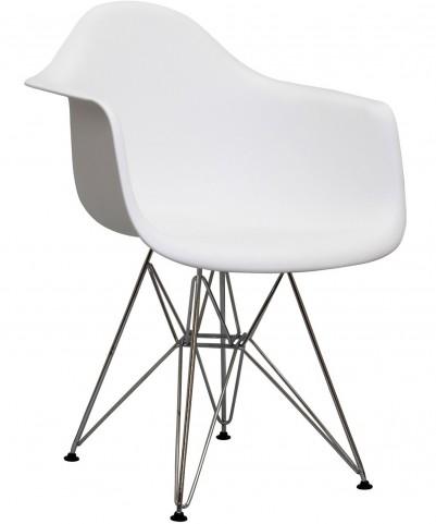 Paris Wire Armchair in White