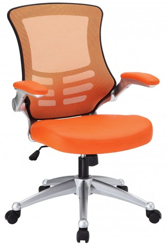 Attainment Orange Office Chair
