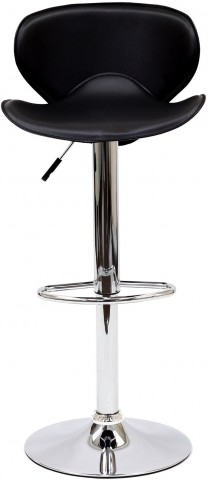 Booster Barstool in Black