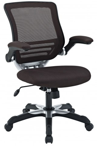 Edge Brown Office Chair
