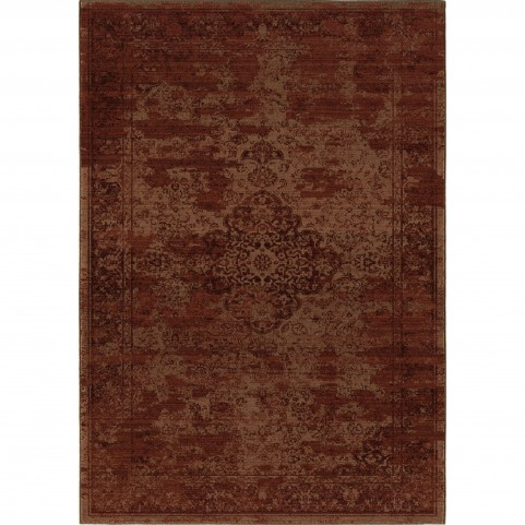 Faded Morocco Red Medium Rug