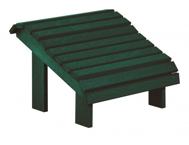 Generations Green Premium Footstool