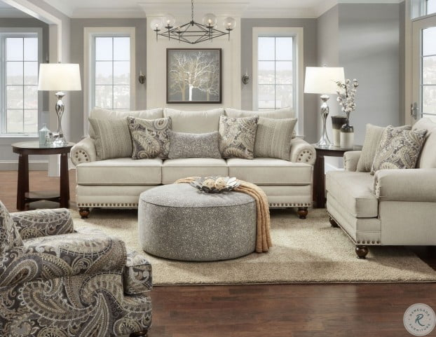 Carys Doe Living Room Set From Fusion Furniture 2820 Kp Room