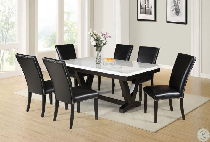 Finley Black Ebony Side Chair Set Of 2