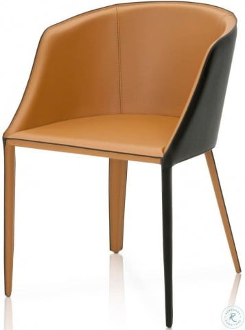 Peachy Meridian Midnight Edge Fontana Dining Chair Ibusinesslaw Wood Chair Design Ideas Ibusinesslaworg