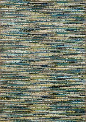 Forte Multi Stripes Large Rug