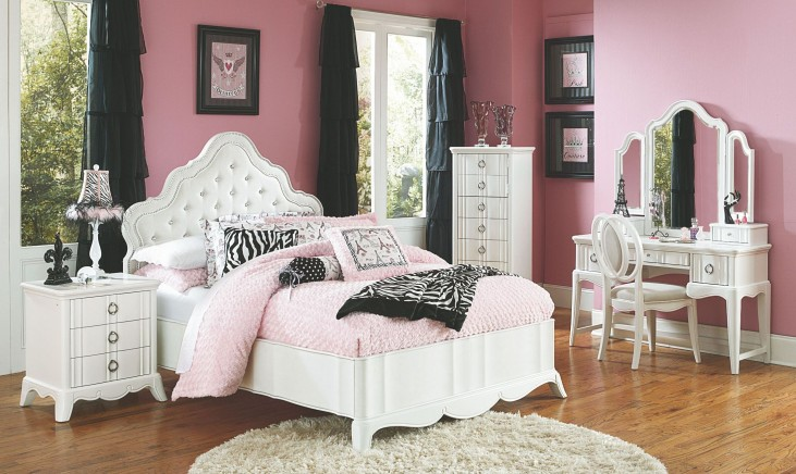 Gabrielle Youth Island Bedroom Set