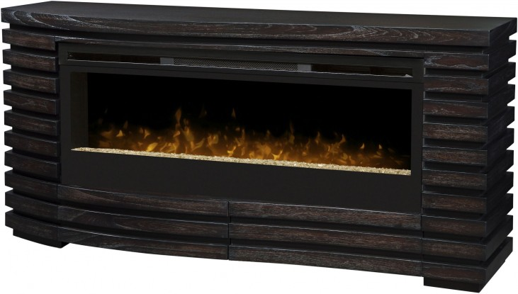 Elliot hawthorne mantel fireplace with glass ember bed - Going to bed with embers in fireplace ...