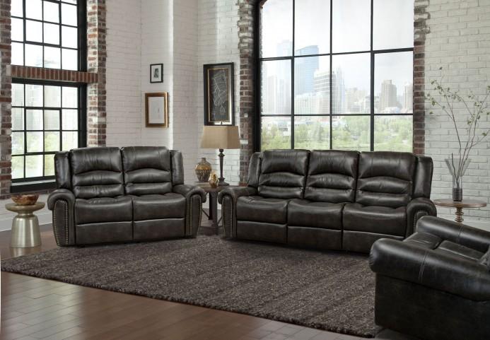 Gershwin Ember Dual Power Reclining Living Room Set