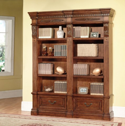 Grand Manor Granada 2pcs Museum Bookcase