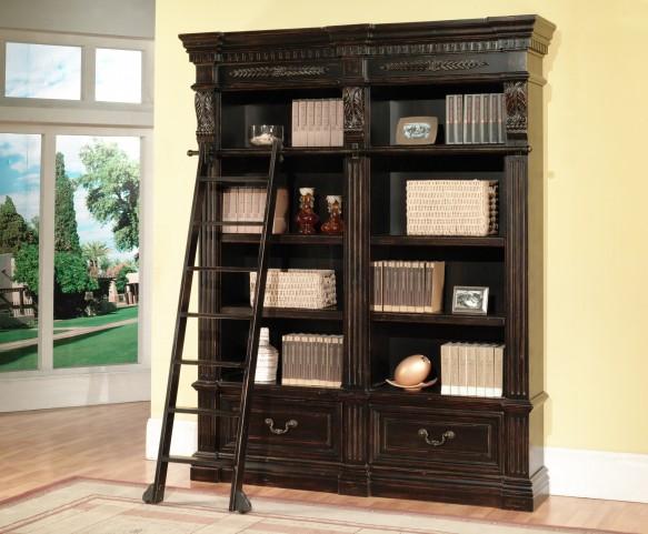 Grand Manor Palazzo 2pc Museum Bookcase