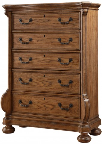 Belle Meade Sunkissed Pecan Chest
