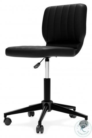 "Beauenali Black 35"" Desk Chair"