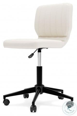 "Beauenali Taupe 35"" Desk Chair"