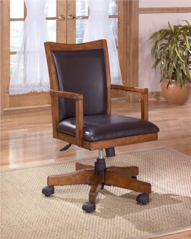 Cross Island Office Swivel Arm Chair