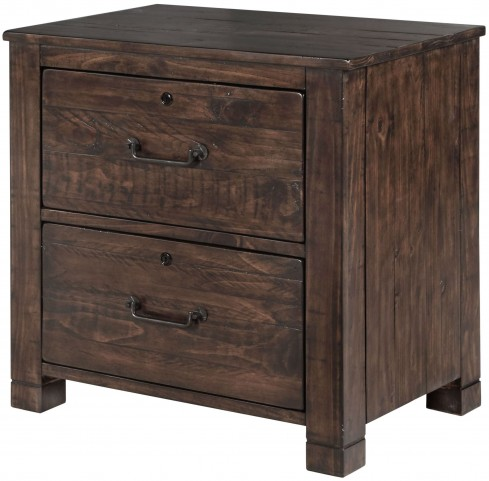 Pine Hill Rustic Pine Lateral File