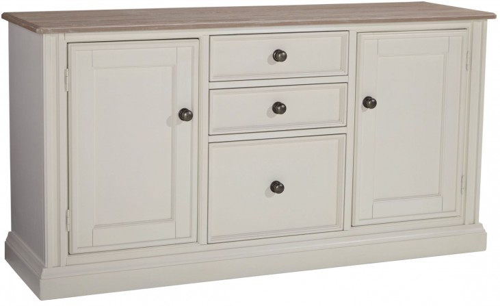 Sarvanny Two-tone Large Credenza