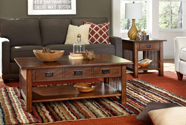Canyon Rectangular Occasional Table Set