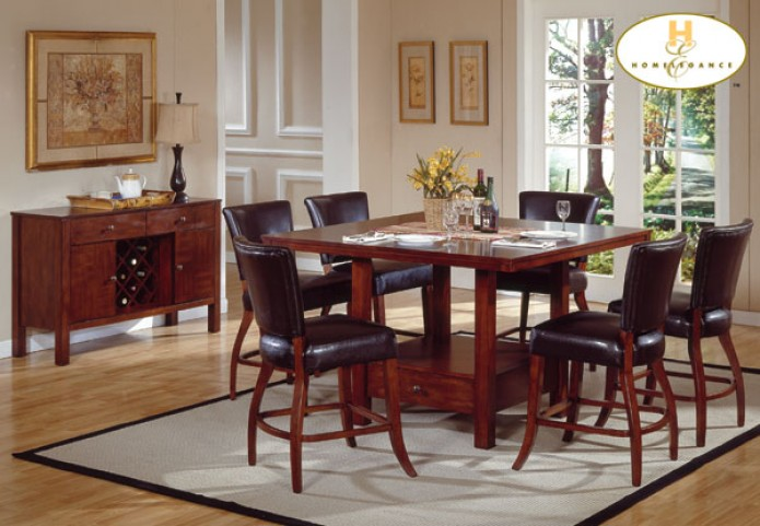 Daffodill Full Counter Chair Set of 2