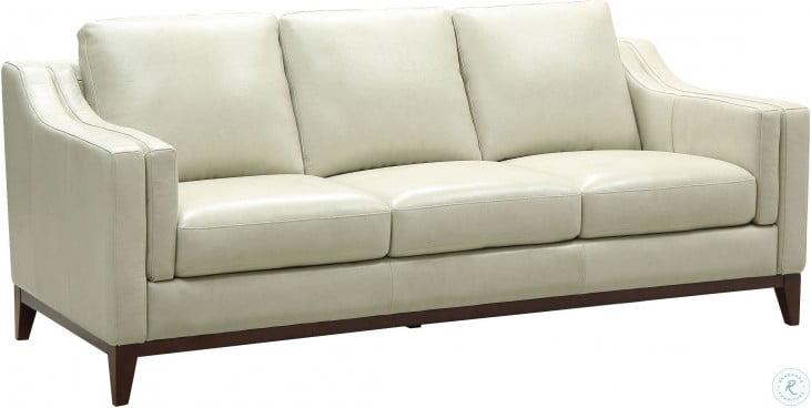 Terrific Georgetowne Helena Granite Leather Sofa Cjindustries Chair Design For Home Cjindustriesco