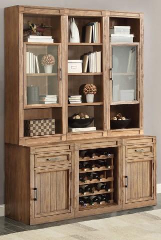 Hickory Creek Vintage Honey Cabinet