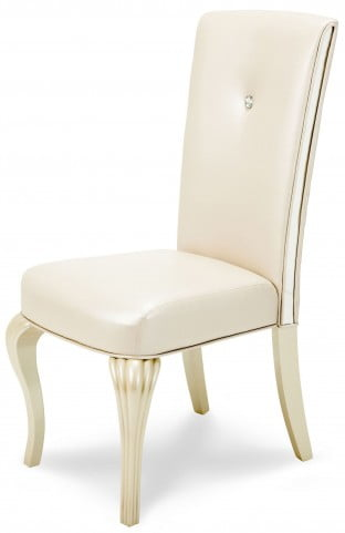 Hollywood Loft Pearl Side Chair Set of 2