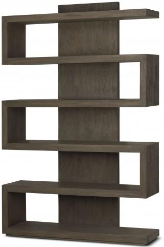 Harrison Driftwood Bookcase