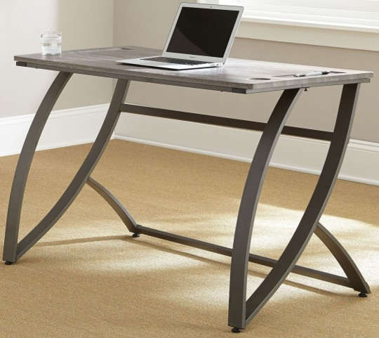 Hatfield Driftwood Grey Desk