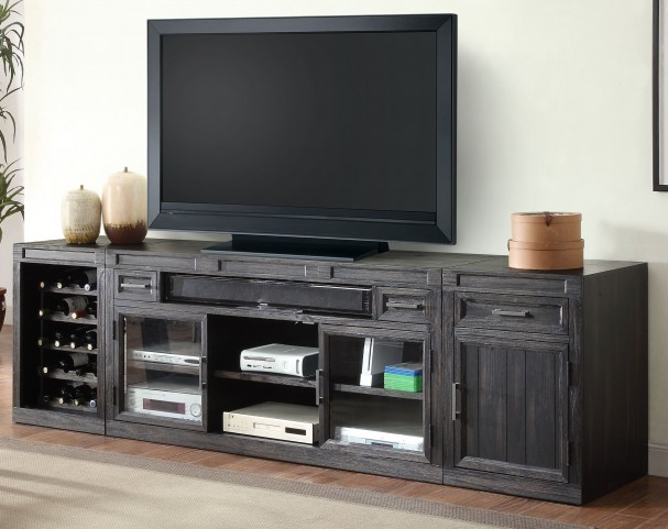 Hudson Vintage Midnight TV Stand