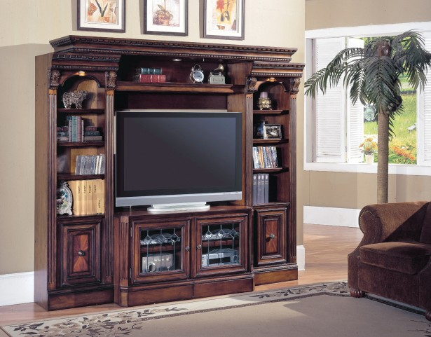 Huntington X-Pandable Entertainment Wall Unit