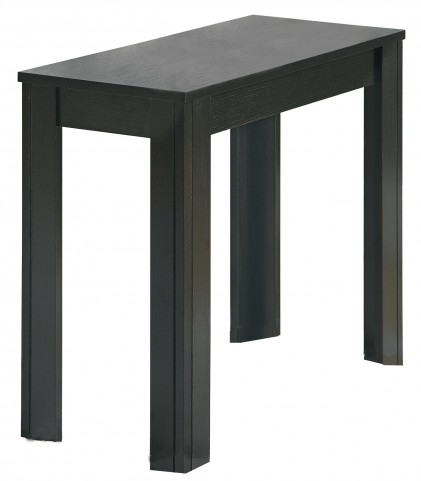 3110 Black Oak Accent Side Table