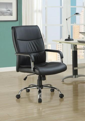 4290 Black Office Chair
