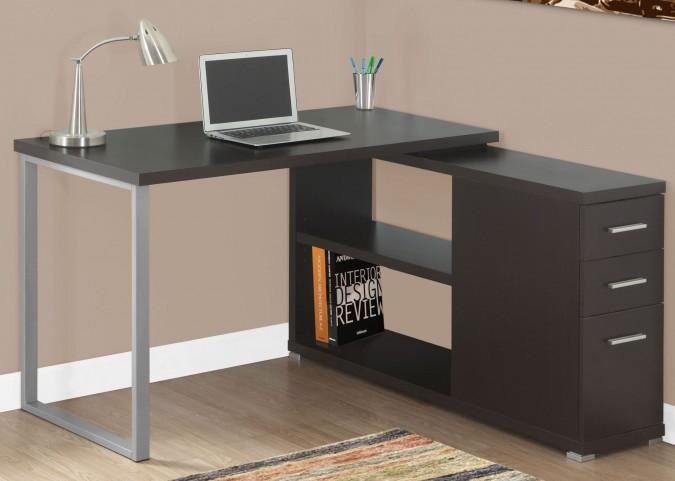 Cappuccino LAF/RAF Computer Desk
