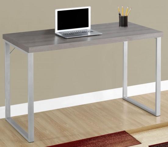 """7155 Dark Taupe 48"""" Computer Desk"""