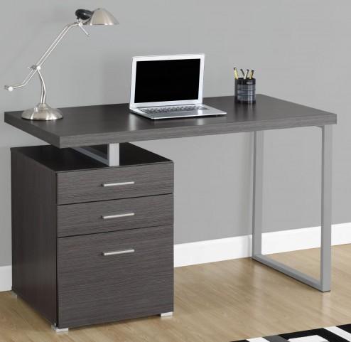 "Gray 48"" Computer Desk"