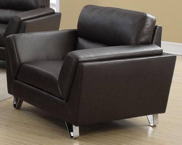 Dark Brown Match Chair