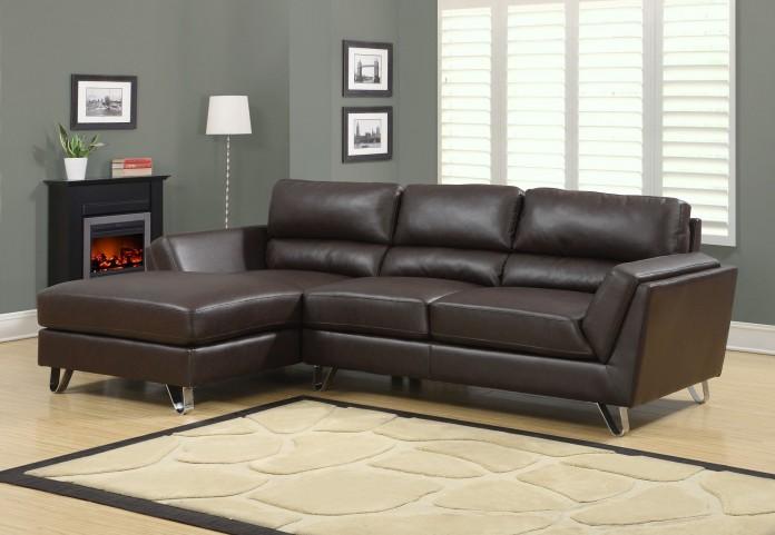 Dark Match Sofa Sectional
