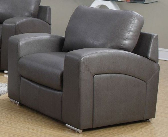 Charcoal Gray Match Chair 8501GY