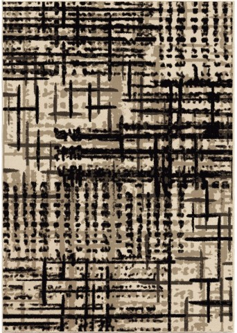 Epiphany Soft Abstract Prague Multi Small Area Rug