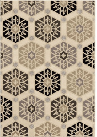 Epiphany Soft Medallions Partha Multi Small Area Rug