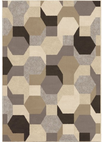 Epiphany Soft Shapes Osino Multi Small Area Rug
