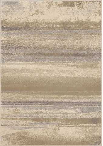 Epiphany Soft Shaded Lines Breckenridge Ivory Small Area Rug