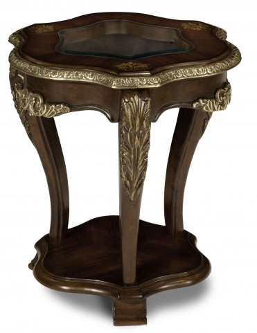 Imperial Court Chair Side Table