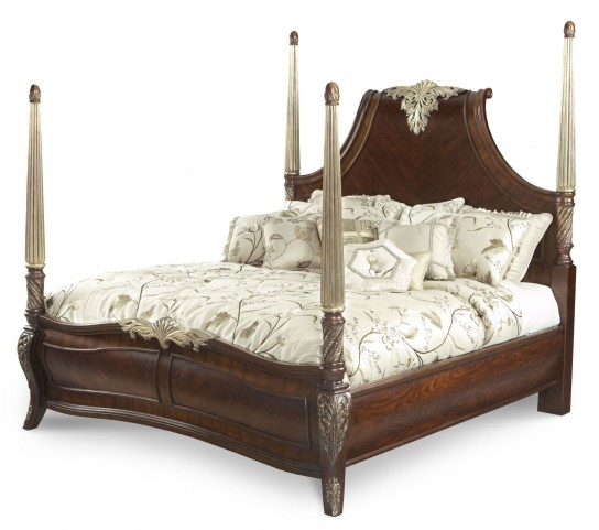 Imperial Court Cal. King Panel Bed