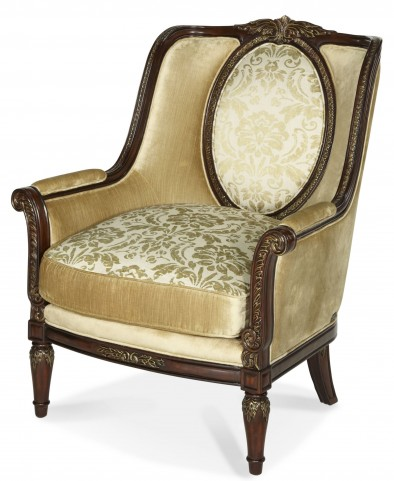 Imperial Court Wood Trim Chair