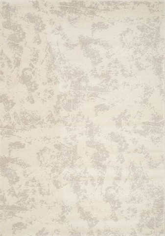 Infinity Beige and Taupe Frost Medium Rug