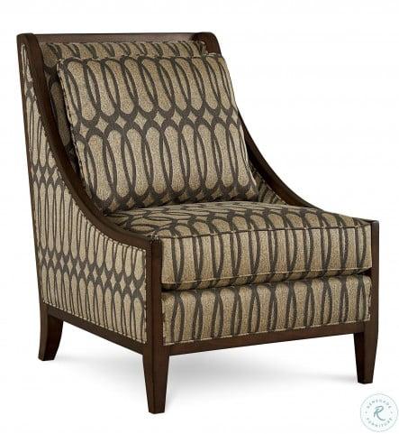 Harper Darkened Bronze Accent Chair