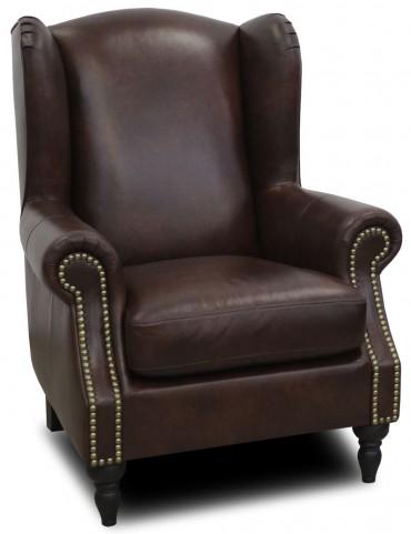 Isabella Havana Leather Chair