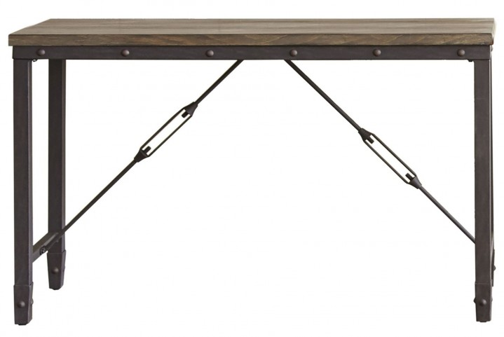 Jersey Antique Tobacco Sofa Table