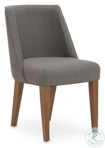 Brooklyn Walk Gray Side Chair Set of 2